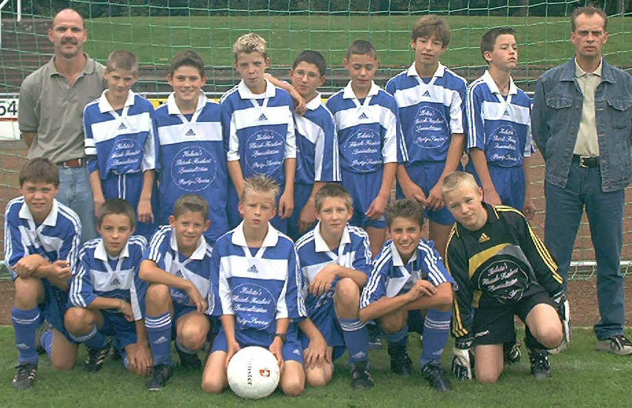 D1 Junioren - Saison 2002/2003