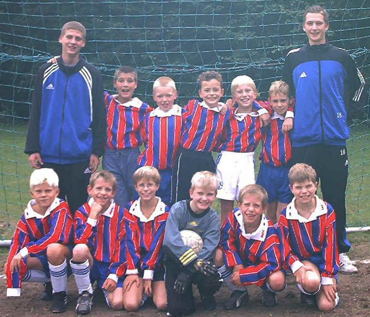 E4 Junioren - Saison 2002/2003