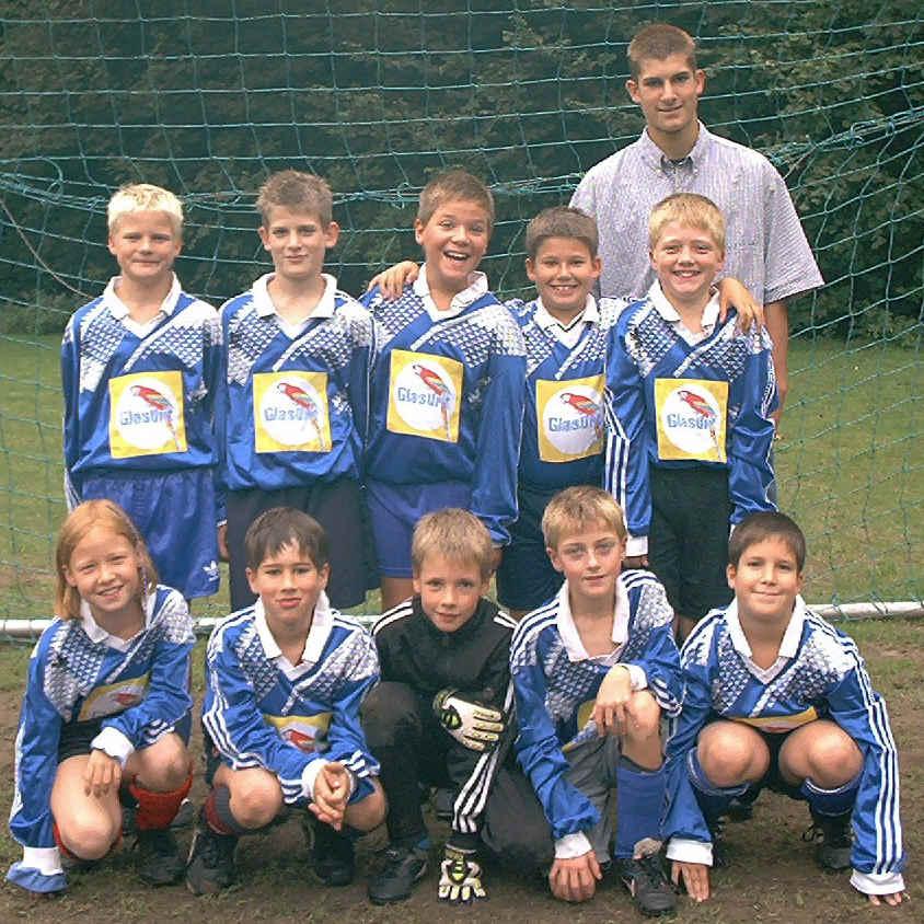 E5 Junioren - Saison 2002/2003