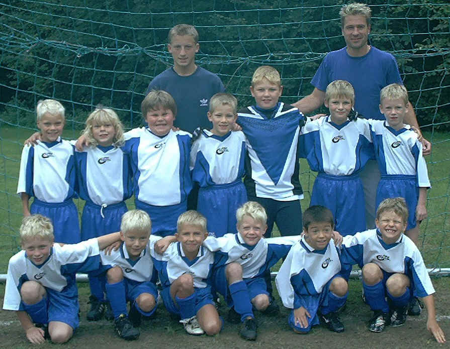F2 Junioren - Saison 2002/2003