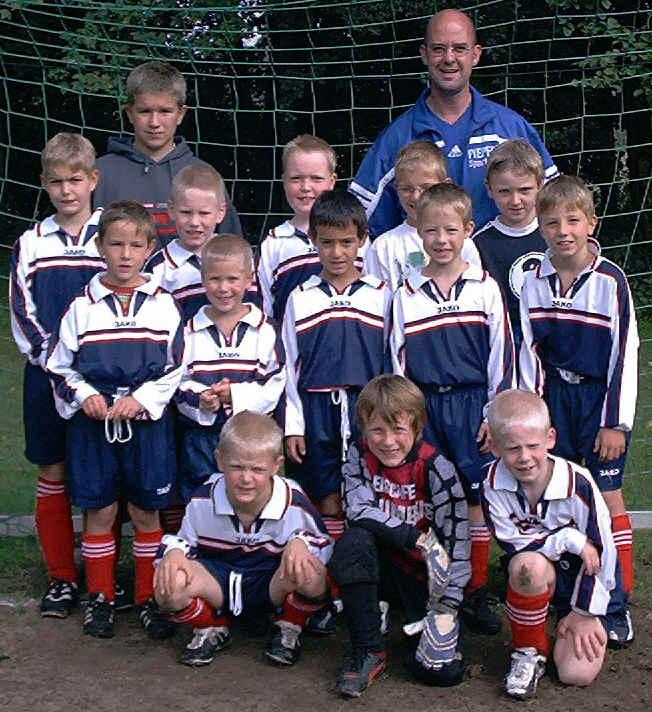 F3 Junioren - Saison 2002/2003