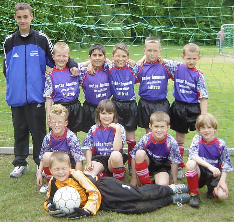 F5 Junioren - Saison 2002/2003
