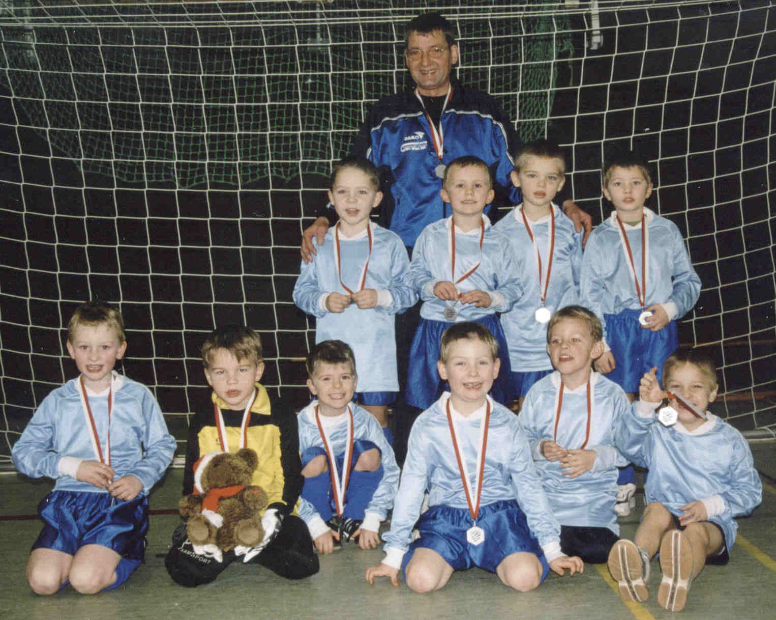 Mini Kicker 2 - Saison 2002/2003