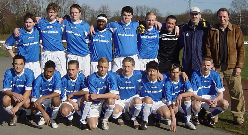 A1 Junioren - Saison 2003/2004