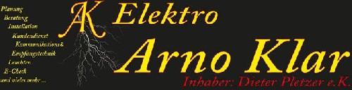 Arno Klar Elektrointallation