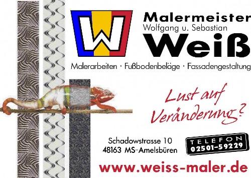 Malermeister Weiß GbR - Wolfgang u. Sebastian Weiß