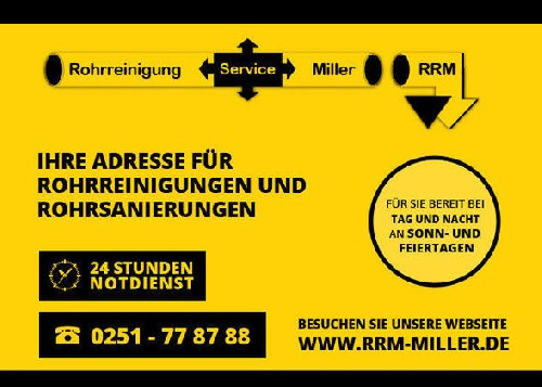 Rohrreinigungsservice Miller