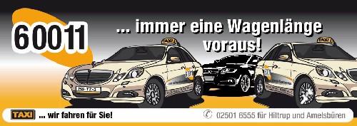 Taxi-Zentrale Münster - Hiltrup - Schnell, sicher, günstig, Für Hiltrup und Amelsbüren